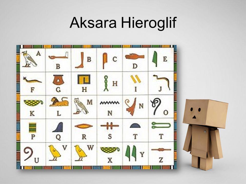 Aksara Hieroglif