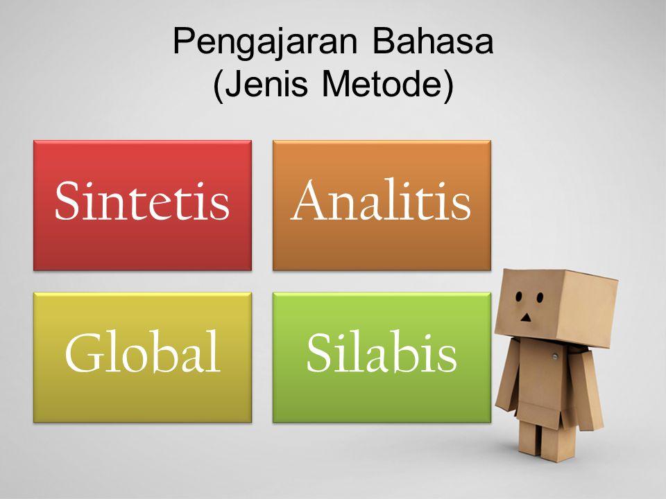 Pengajaran Bahasa (Jenis Metode)