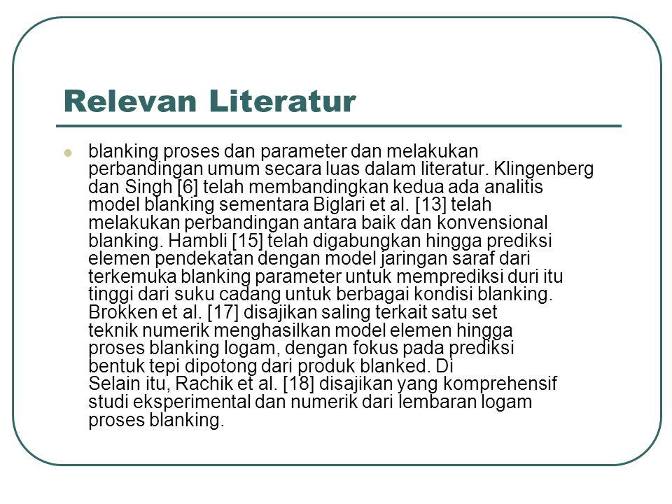 Relevan Literatur