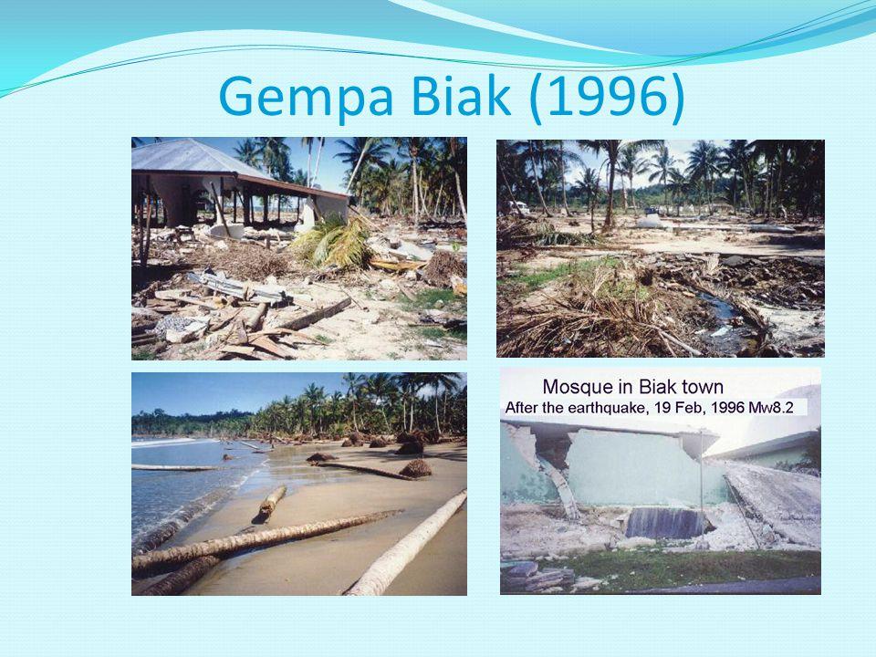 Gempa Biak (1996)