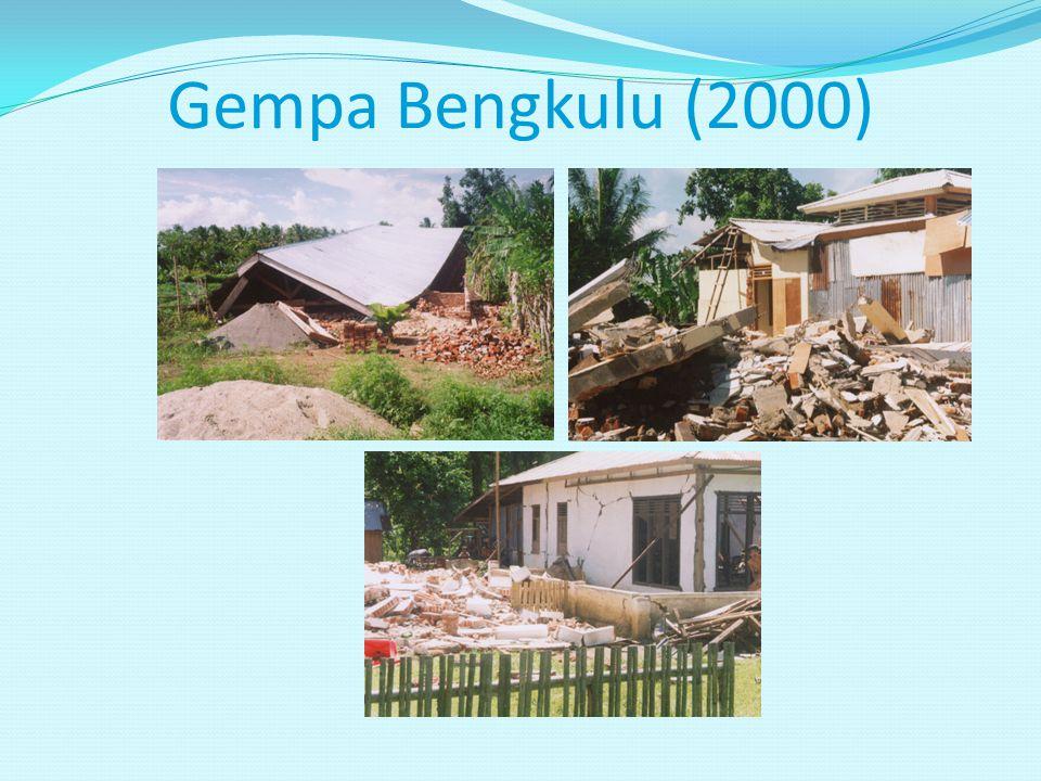 Gempa Bengkulu (2000)