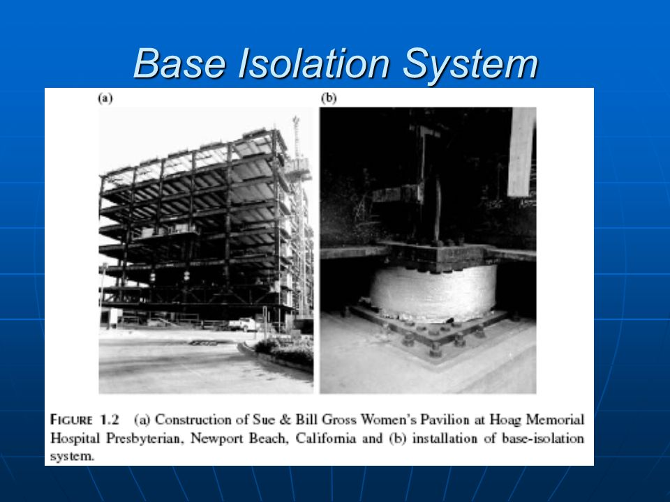 Base Isolation System