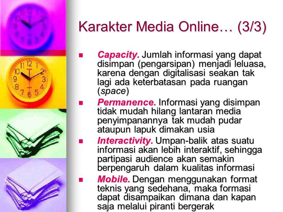 Karakter Media Online… (3/3)