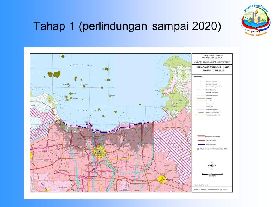 Tahap 1 (perlindungan sampai 2020)
