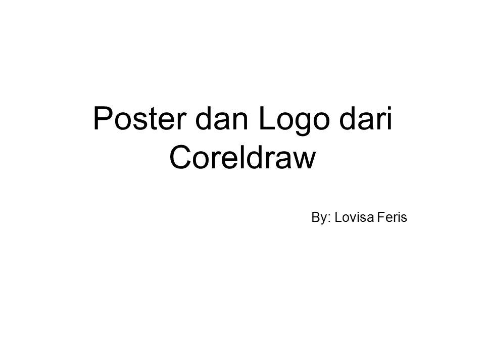 Poster dan Logo dari Coreldraw