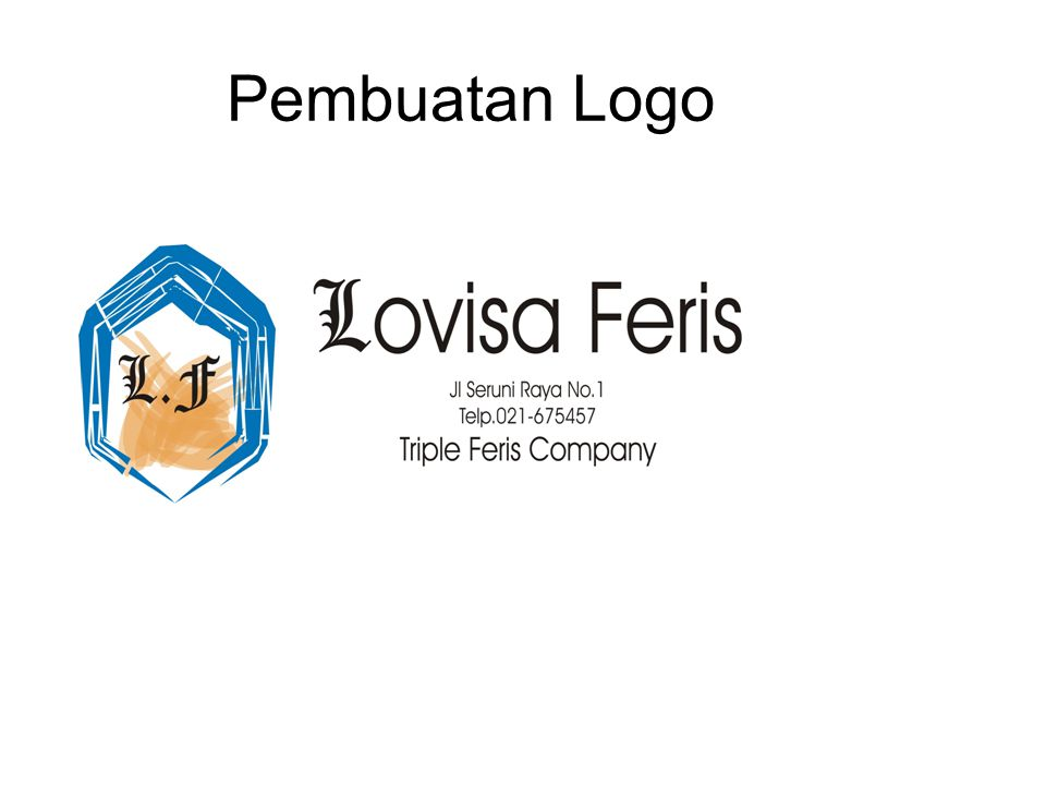 Pembuatan Logo