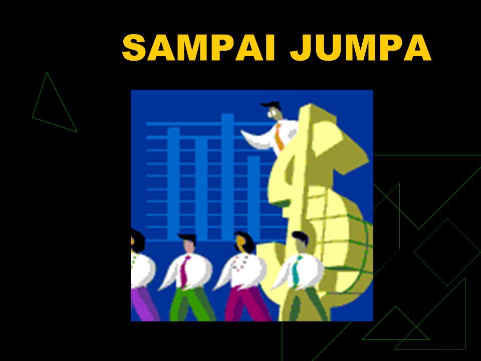 SAMPAI JUMPA
