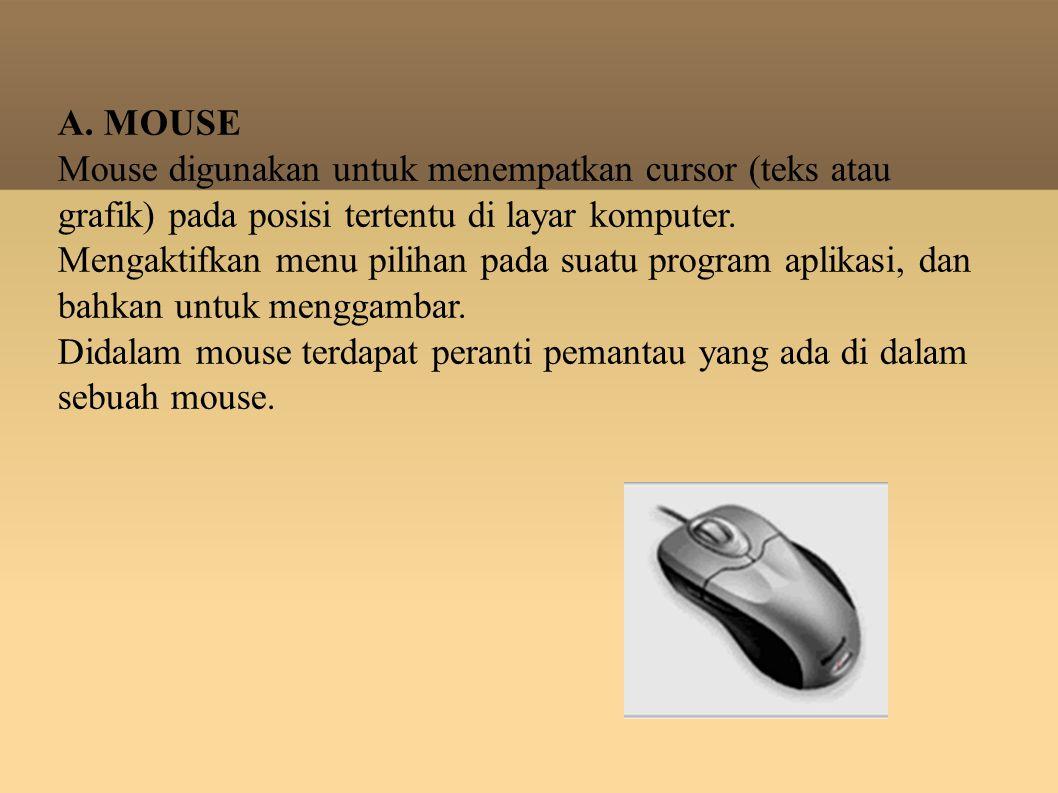 A. MOUSE
