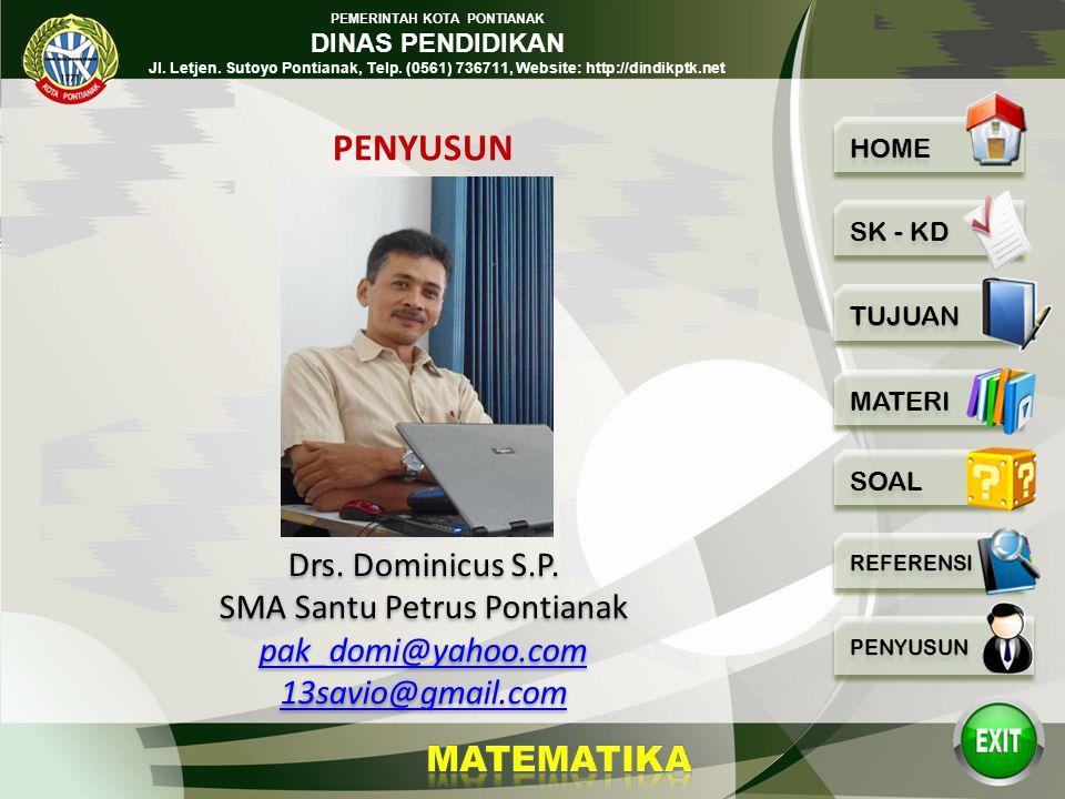 SMA Santu Petrus Pontianak