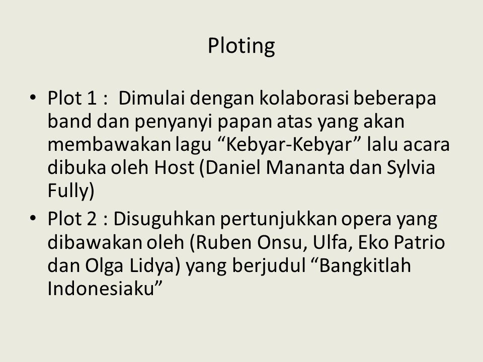 Ploting