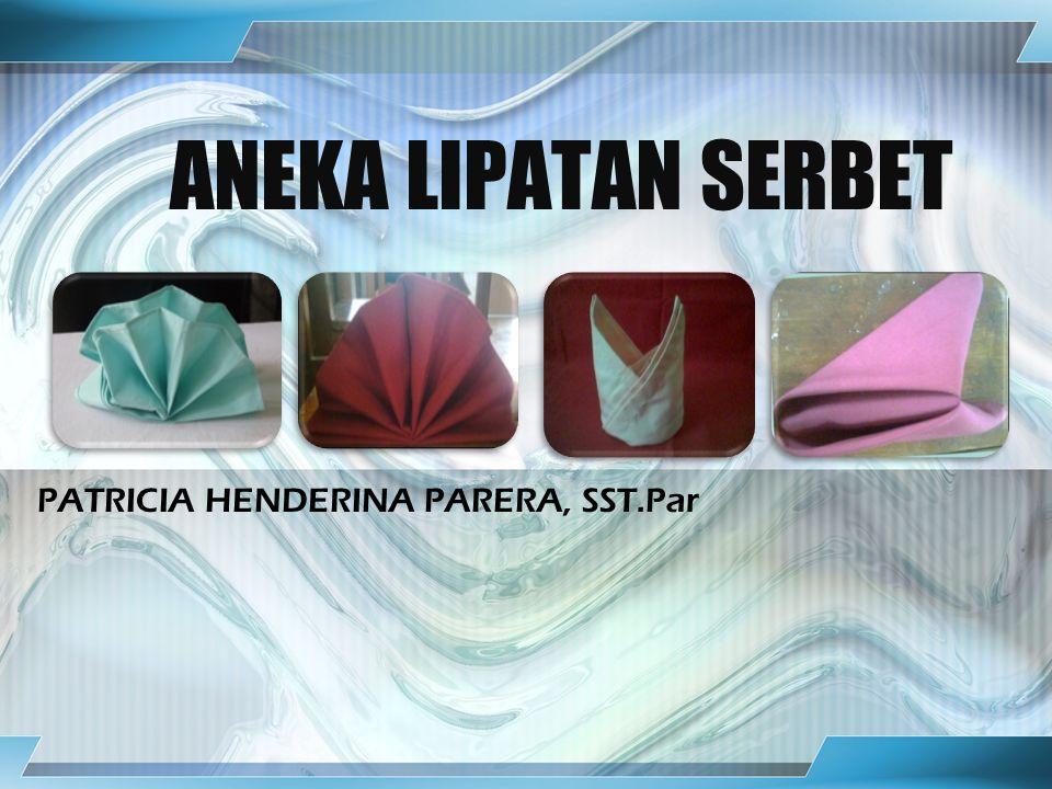 PATRICIA HENDERINA PARERA, SST.Par
