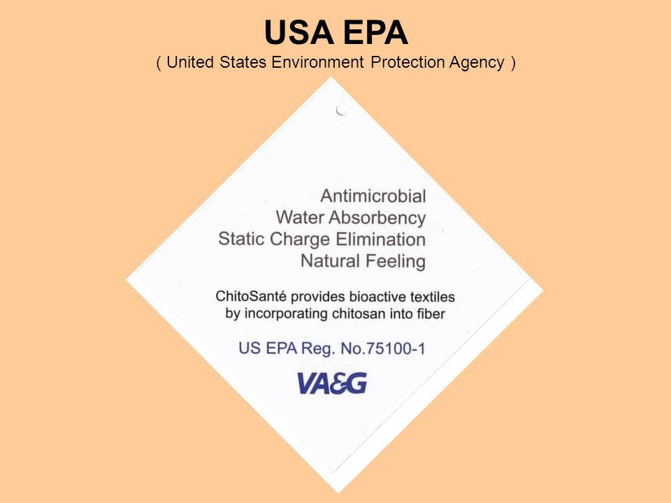 ( United States Environment Protection Agency )