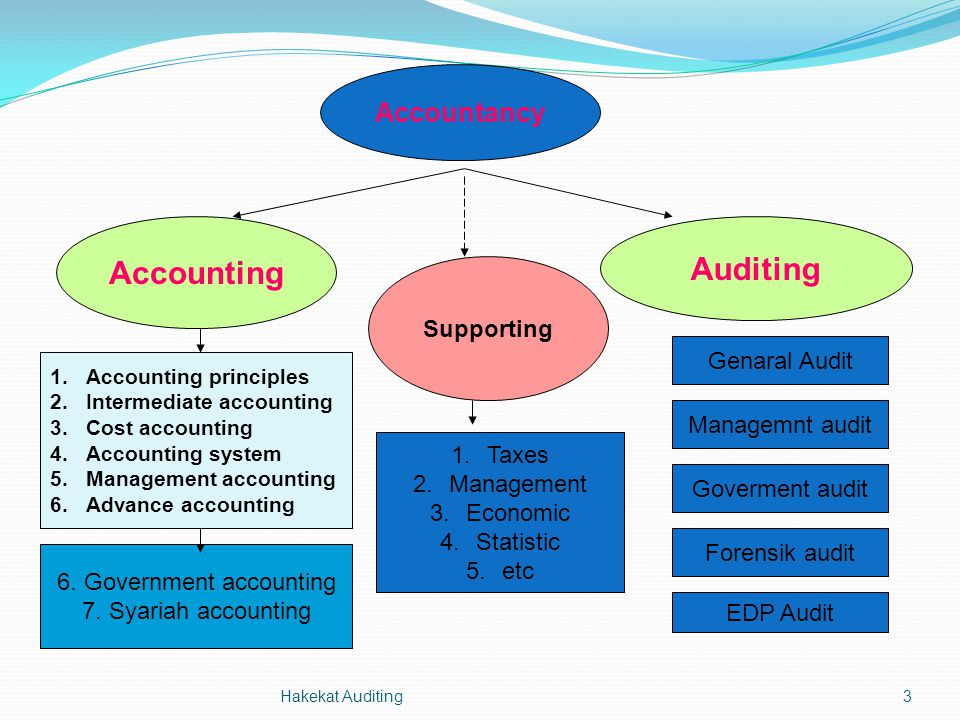 6. Government accounting