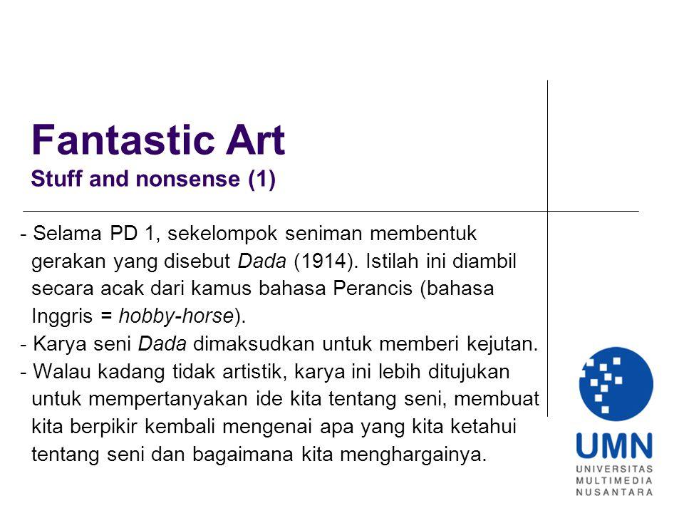 Fantastic Art Stuff and nonsense (1)
