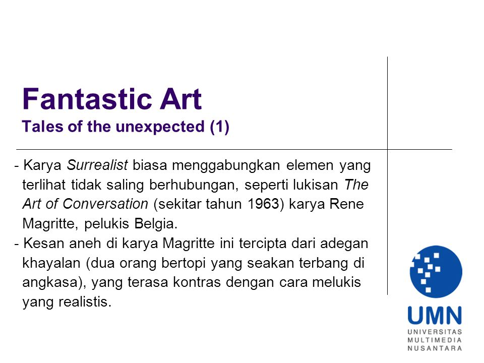 Fantastic Art Tales of the unexpected (1)