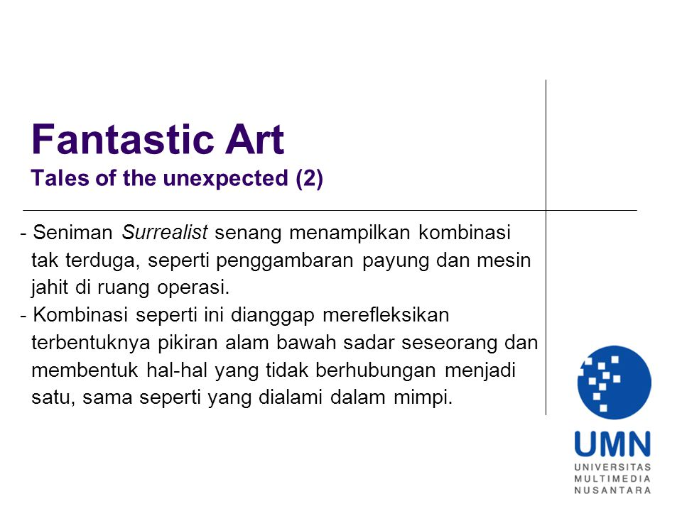 Fantastic Art Tales of the unexpected (2)