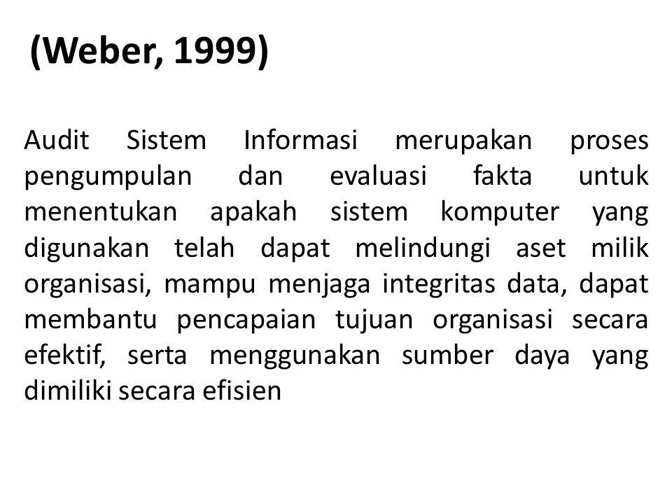 (Weber, 1999)