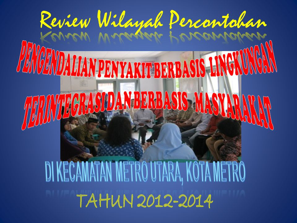 Review Wilayah Percontohan