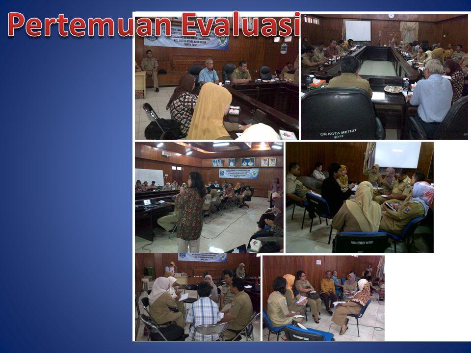 Pertemuan Evaluasi
