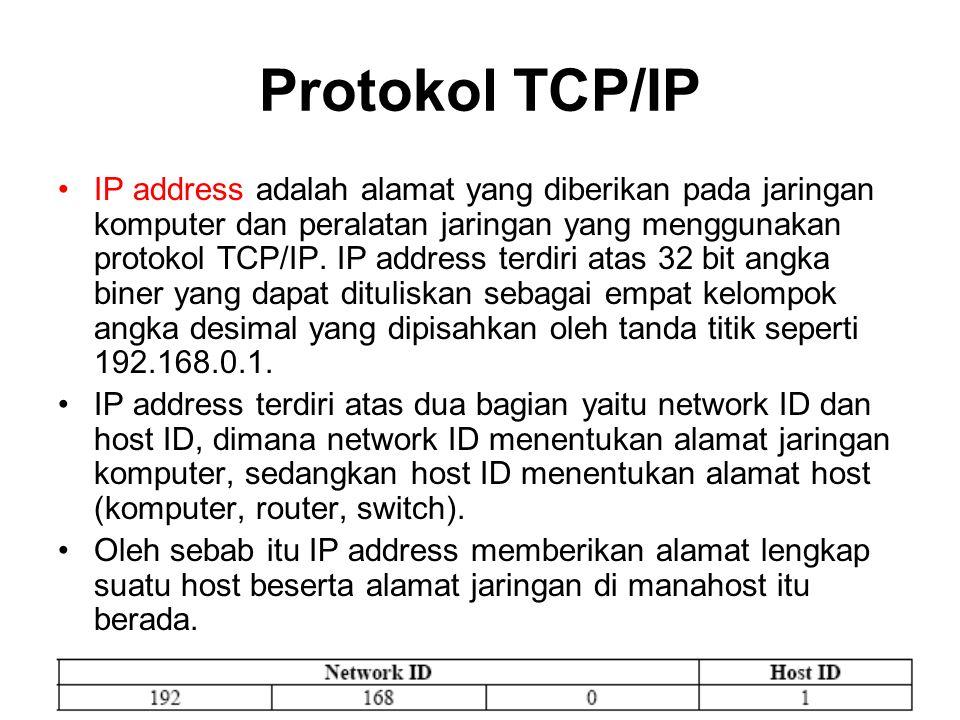 Protokol TCP/IP