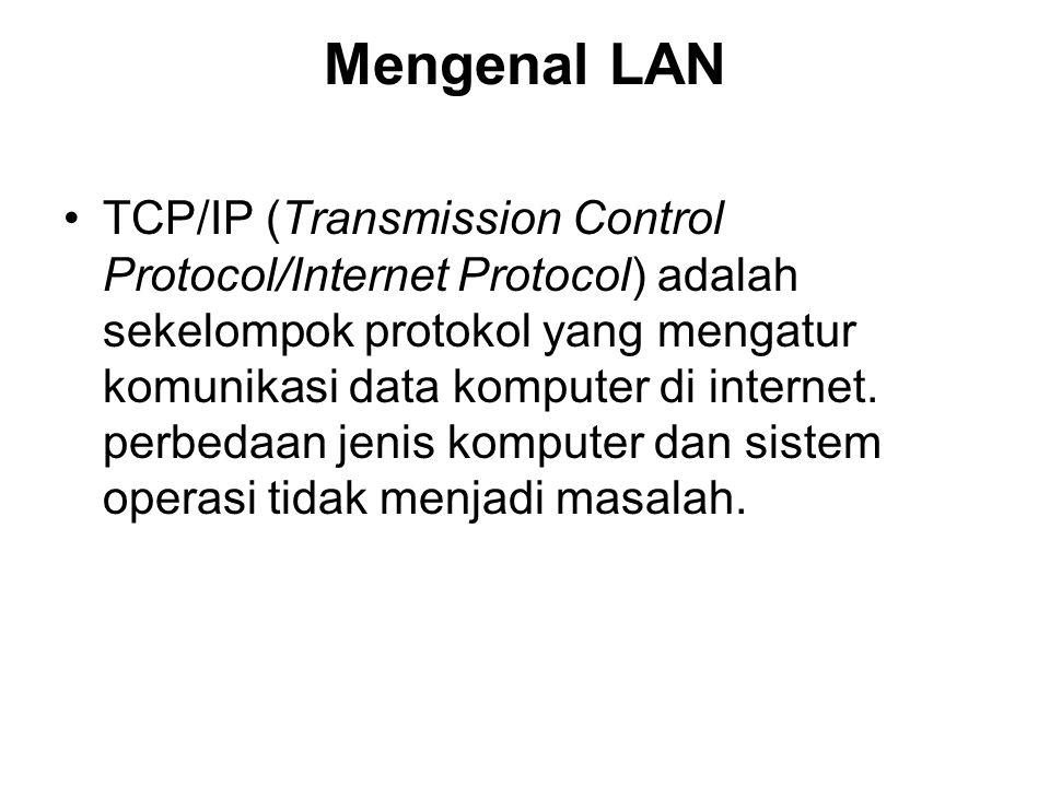 Mengenal LAN