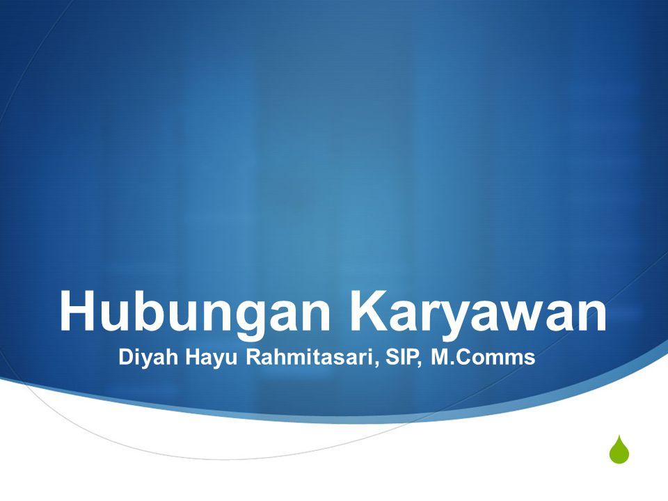 Diyah Hayu Rahmitasari, SIP, M.Comms