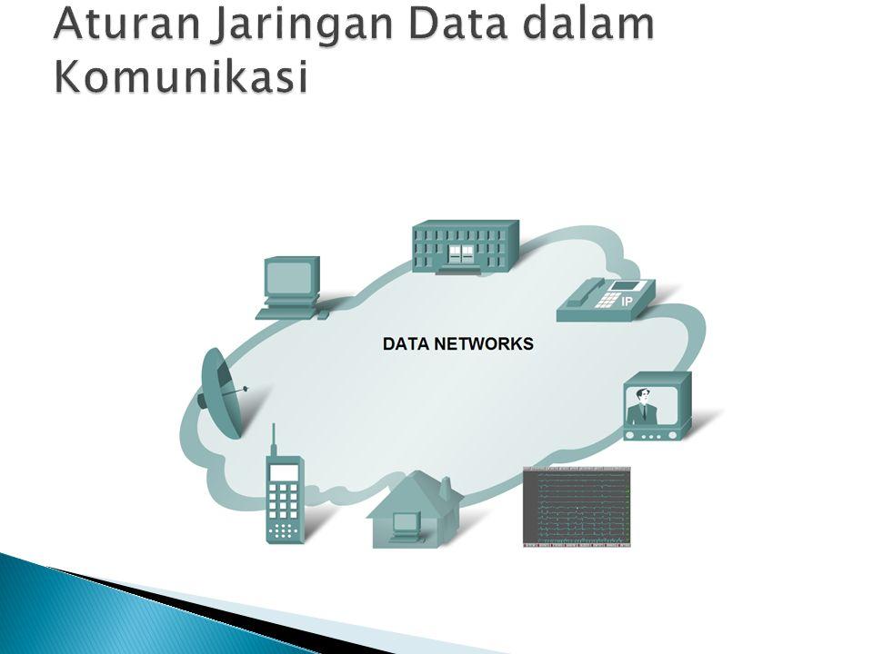 Aturan Jaringan Data dalam Komunikasi
