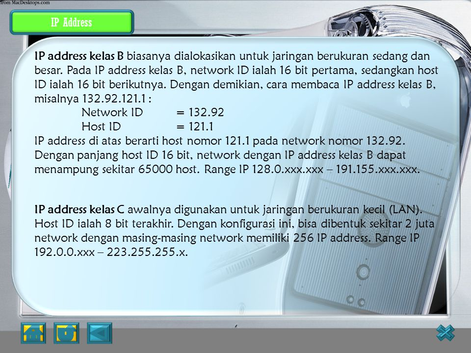 IP Address IP Address.