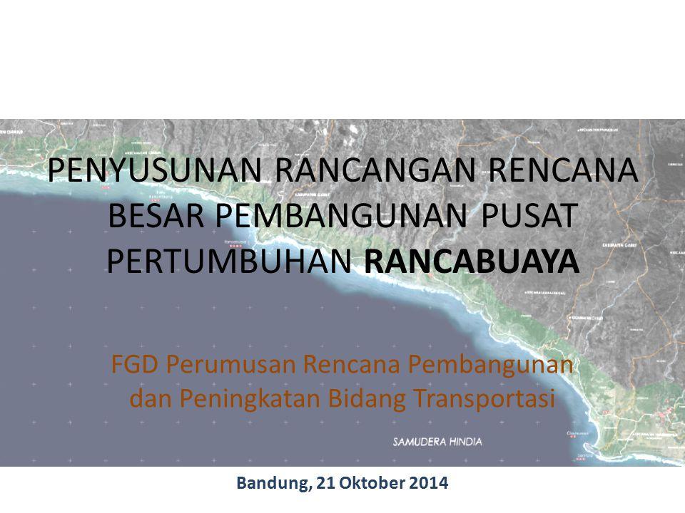 FGD Perumusan Rencana Pembangunan dan Peningkatan Bidang Transportasi