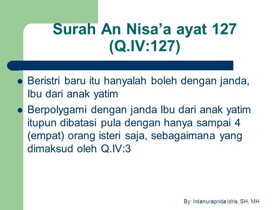 Surah An Nisa'a ayat 127 (Q.IV:127)
