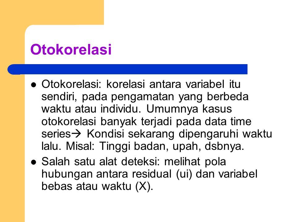 Otokorelasi