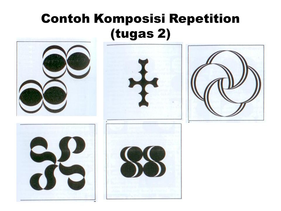 Contoh Komposisi Repetition (tugas 2)