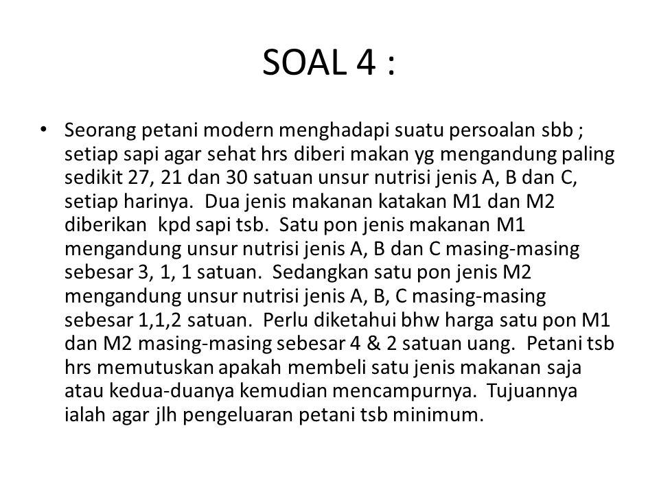 SOAL 4 :
