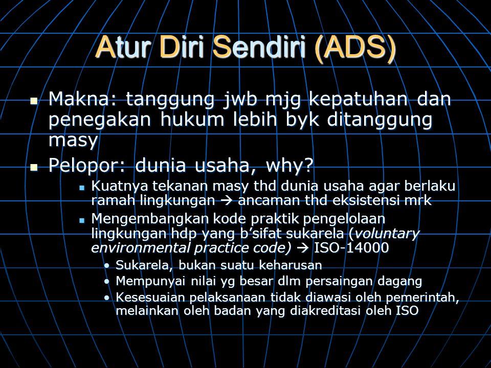 Atur Diri Sendiri (ADS)