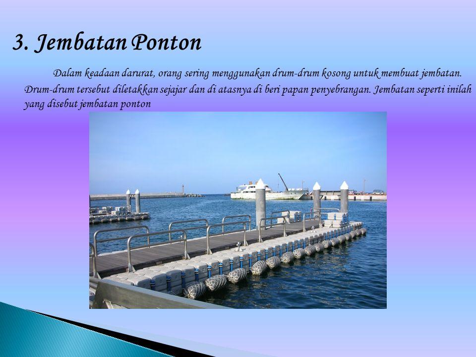 3. Jembatan Ponton