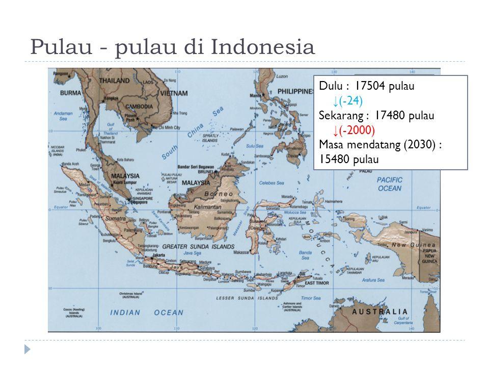 Pulau - pulau di Indonesia