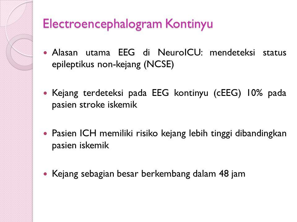 Electroencephalogram Kontinyu