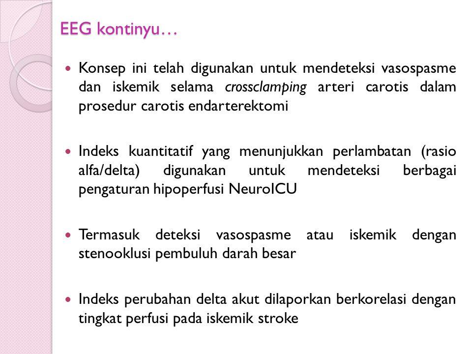 EEG kontinyu…