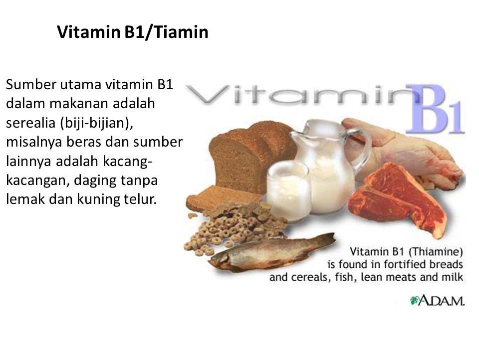 Vitamin B1/Tiamin