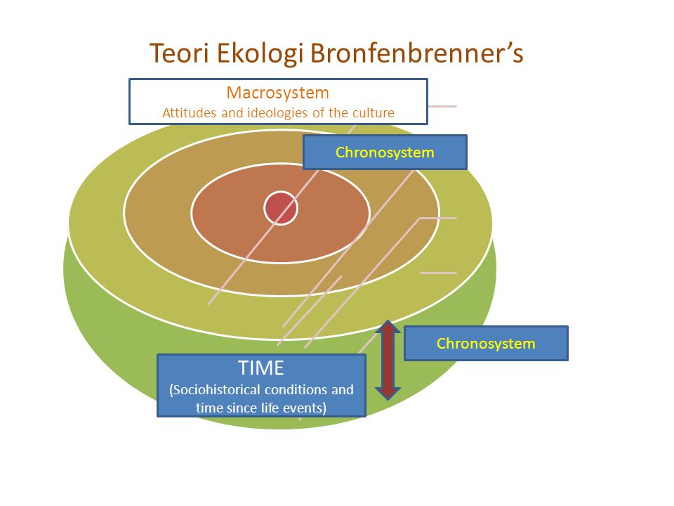 Teori Ekologi Bronfenbrenner's