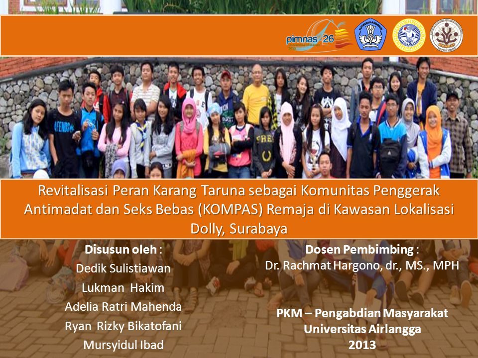 PKM – Pengabdian Masyarakat Universitas Airlangga