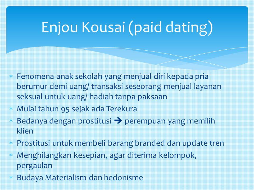 Enjou Kousai (paid dating)