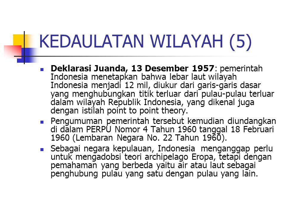 KEDAULATAN WILAYAH (5)