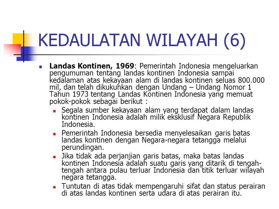 KEDAULATAN WILAYAH (6)