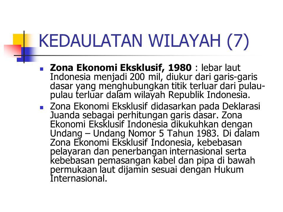 KEDAULATAN WILAYAH (7)