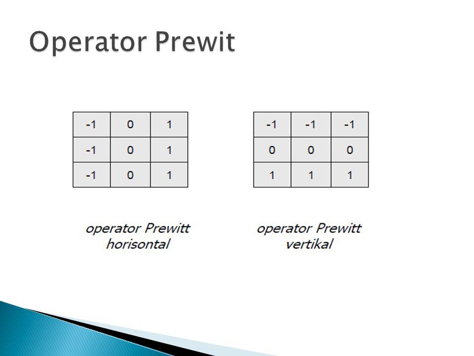 Operator Prewit