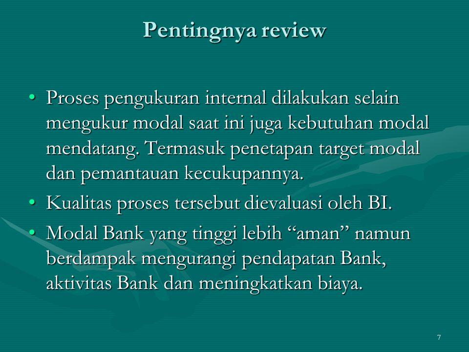 Pentingnya review