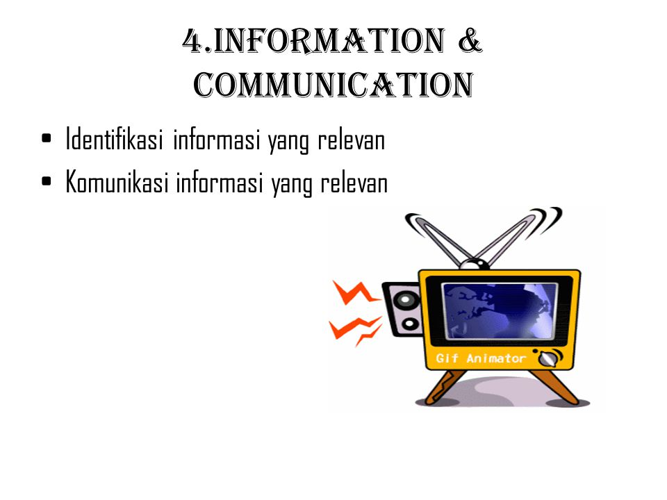 4.Information & Communication