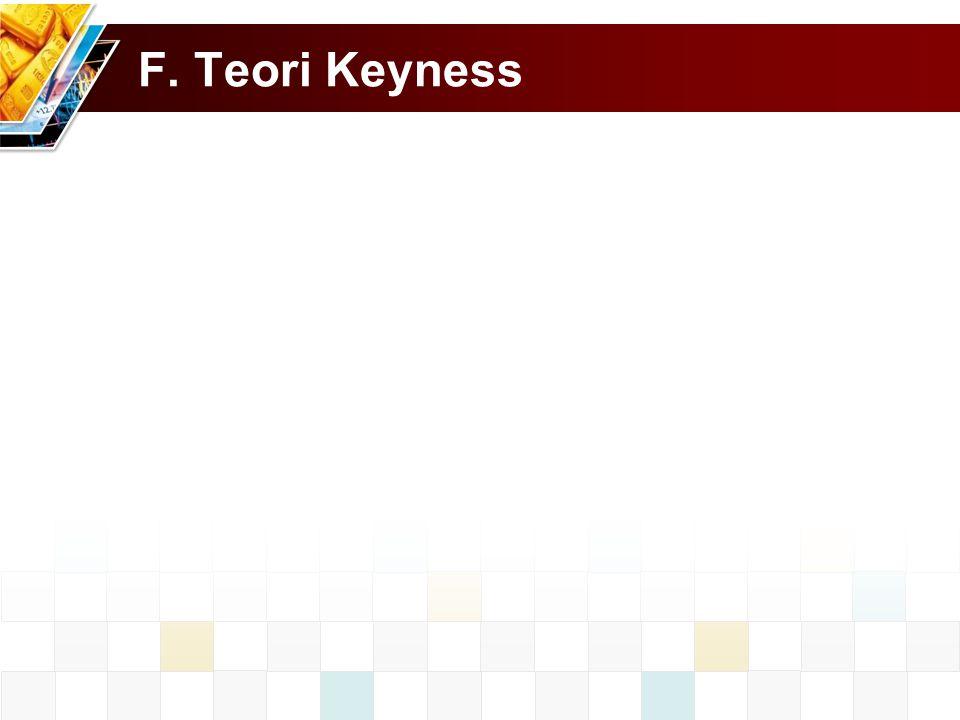 F. Teori Keyness