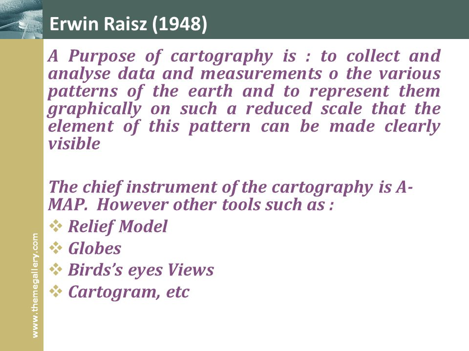 Erwin Raisz (1948)